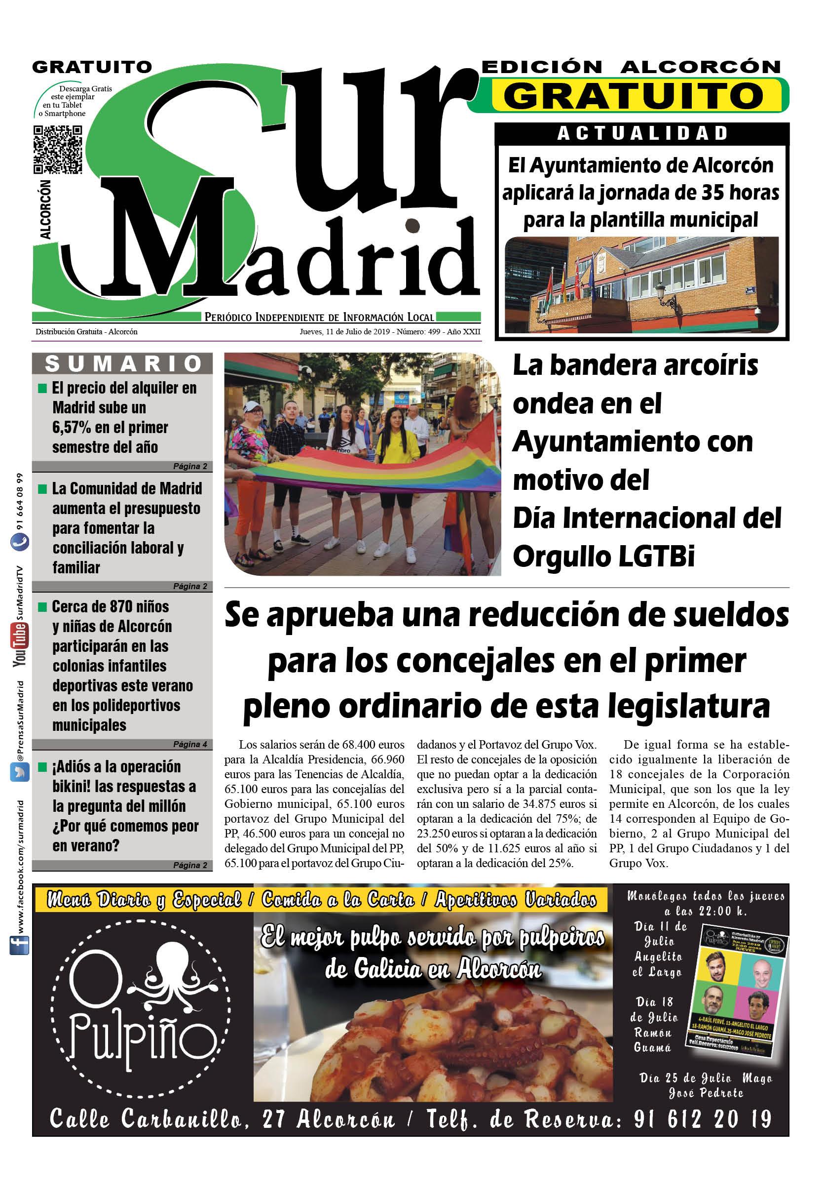 Periódico de Alcorcón - Quincenal
