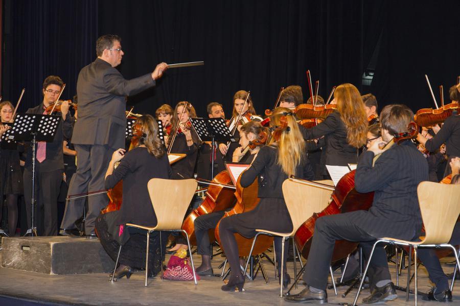 Los alumnos de la @EMMAlcorcón darán un concierto para celebrar el final del curso