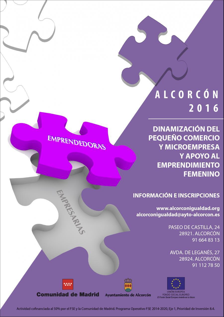 El fomento del autoempleo y del emprendimiento femenino, objetivos de los nuevos talleres de la Concejalía de la Mujer