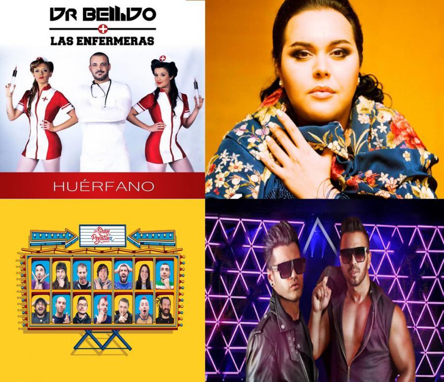 Fin de semana en #Alcorcón con conciertos, exhibiciones y quema de San Petardillo