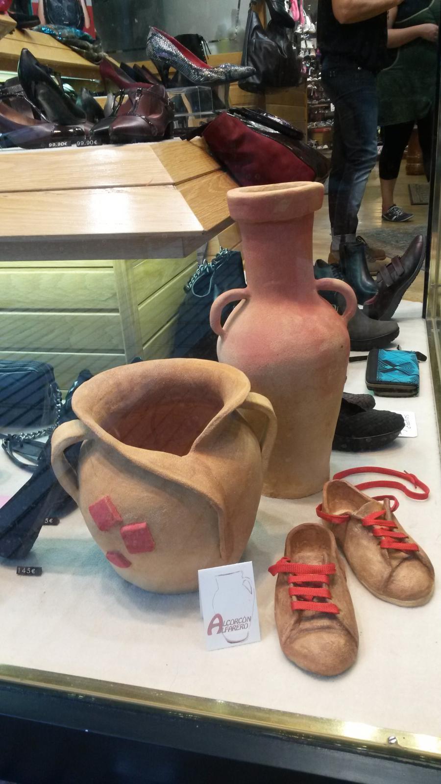 Más de 30 piezas de cerámica se instalarán en las calles de #Alcorcón