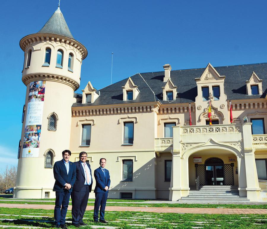 #Alcorcón inicia los trámites para que la Comunidad declare Bien de Interés Cultural Los Castillos de San José de Valderas