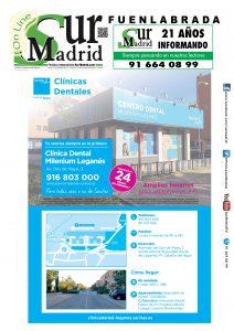 Programa Fiestas FUENLABRADA 1