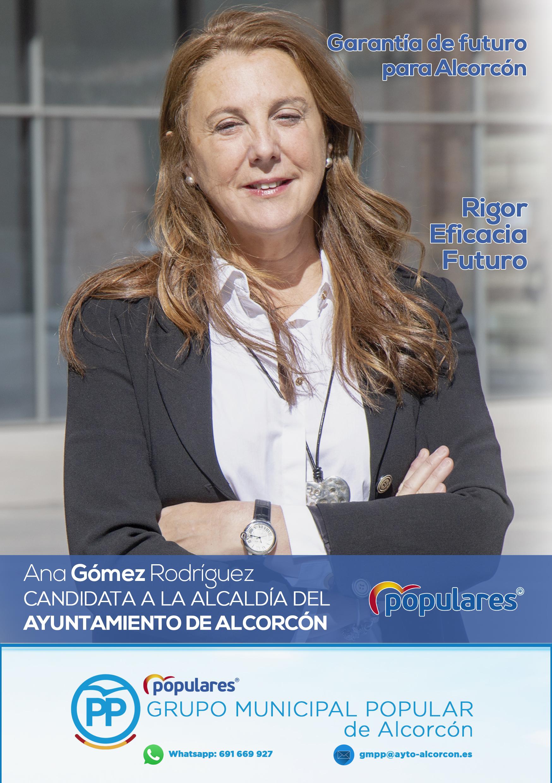 PUBLI ALCALDESA ANA GOMEZ 26032019