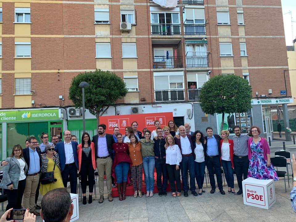 PSOE Acto Ernesto Peces 01