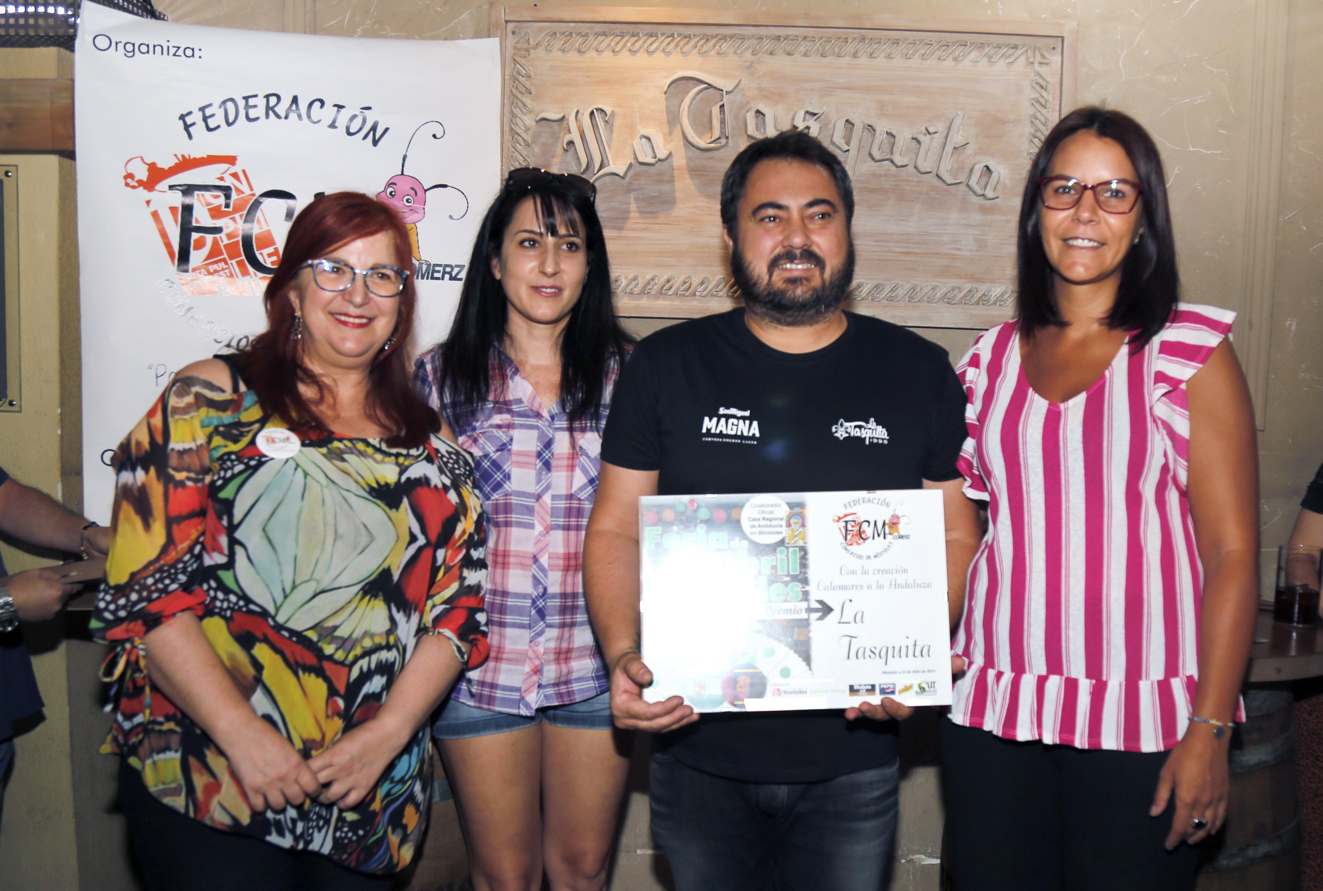 entrega premios feria empanadilla 3