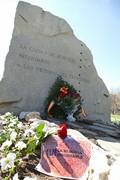 Texto Alternativo: Móstoles rinde homenaje a las víctimas de los atentados terroristas del 11-M