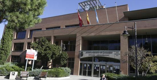 Texto Alternativo: El Ayuntamiento de Leganés solo prestará atención telefónica y telemática