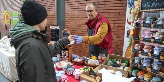 Texto Alternativo: El Ayuntamiento de Leganés trabaja en la organización de la II Feria de Producción y Consumo Sostenible