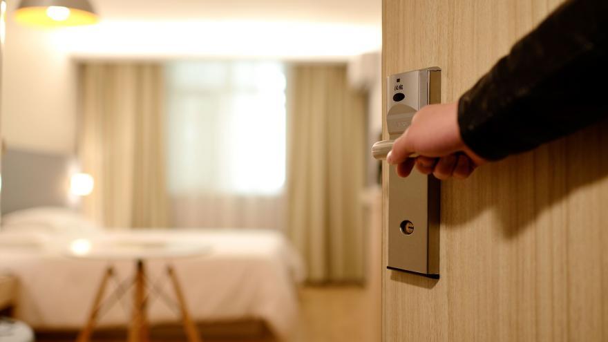 Texto Alternativo: Habilitamos en Madrid un alojamiento para familias en riesgo de exclusión por COVID-19