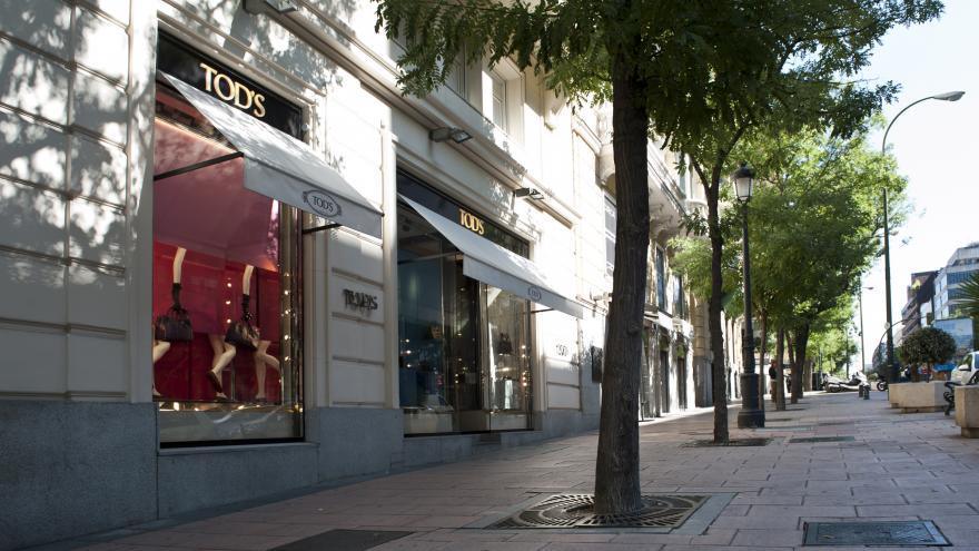 Texto Alternativo: Más del 80% de los municipios de la Comunidad de Madrid han desinfectado ya sus calles y viales