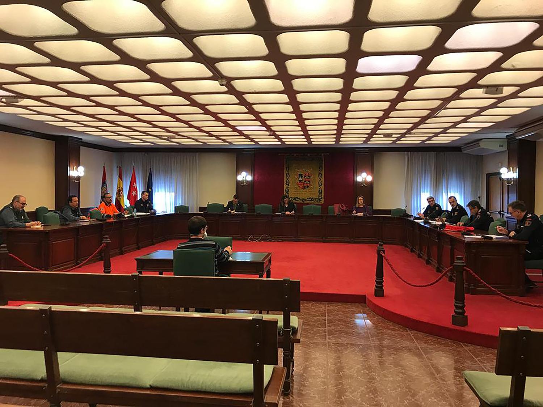 Texto Alternativo: Móstoles pone en marcha una Comisión Municipal Especial para dirigir y planificar el fin del confinamiento por el coronavirus