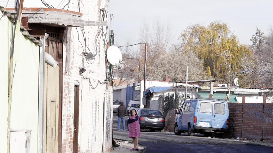 Texto Alternativo: Requerimos nuevamente la presencia de la UME en la Cañada Real Galiana
