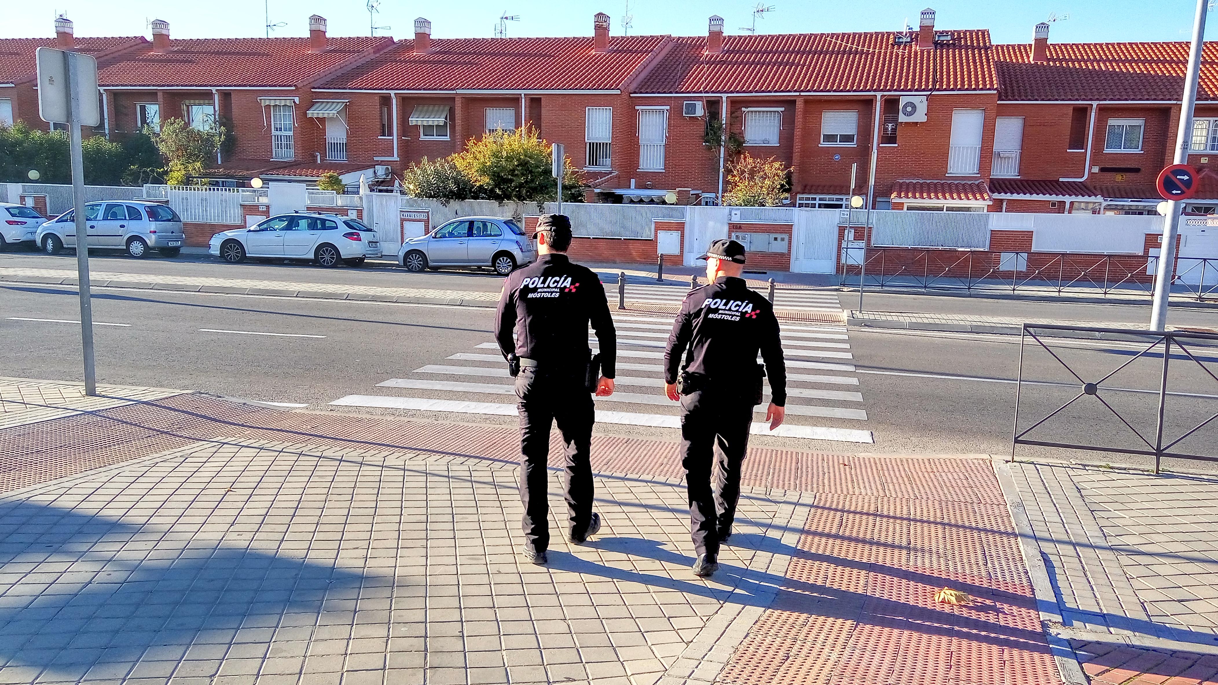 Texto Alternativo: Móstoles sigue siendo una de las ciudades más seguras de la Comunidad de Madrid