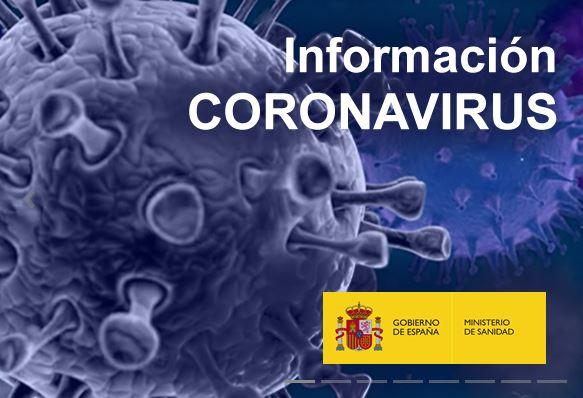 Texto Alternativo: Sanidad informa que Comparecencia para actualizar la información sobre la situación y las medidas adoptadas en relación al COVID-19