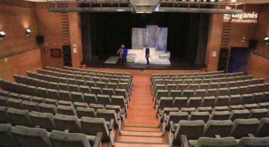 Texto Alternativo: El Ayuntamiento de Leganés confirma su compromiso con las artes escénicas reprogramando todas las obras aplazadas por la COVID-19