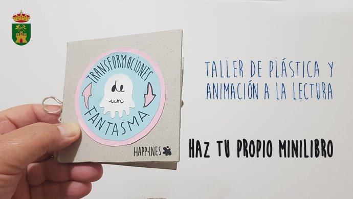 Texto Alternativo: La biblioteca municipal nos propone divertidas actividades dentro de la programación de Animación a la lectura