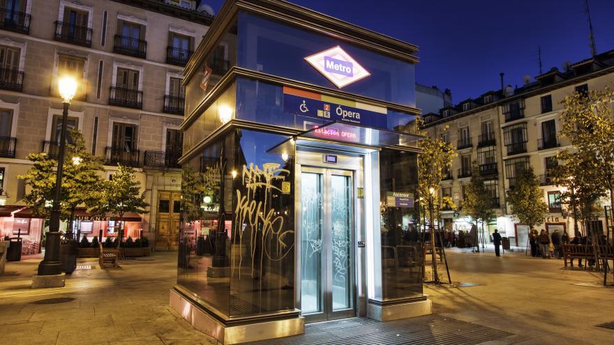 Texto Alternativo: Los intercambiadores de transporte de la Comunidad de Madrid, a la cabeza en eficiencia energética