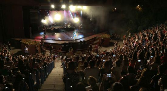 Texto Alternativo: Las Lunas del Egaleo 2020 contarán con programación musical y actuaciones los meses de julio, agosto y septiembre