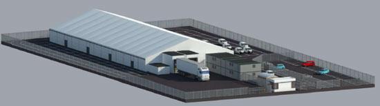 Texto Alternativo: Amazon abrirá una nueva estación logística en Leganés (Madrid)