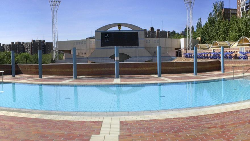 Texto Alternativo: Inauguramos la temporada de piscinas con todas las medidas de seguridad para usuarios y trabajadores
