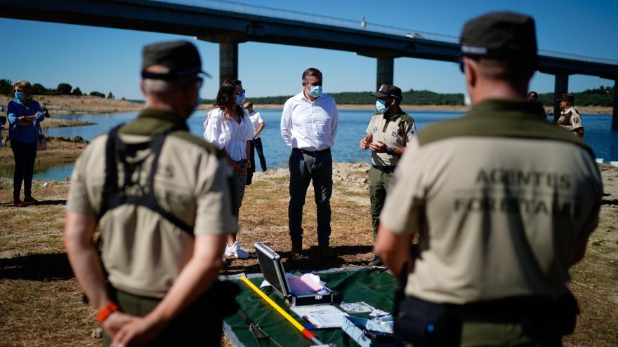 Texto Alternativo: Agentes Forestales regionales realizaron casi 1.000 actuaciones relacionadas con la pesca en 2019