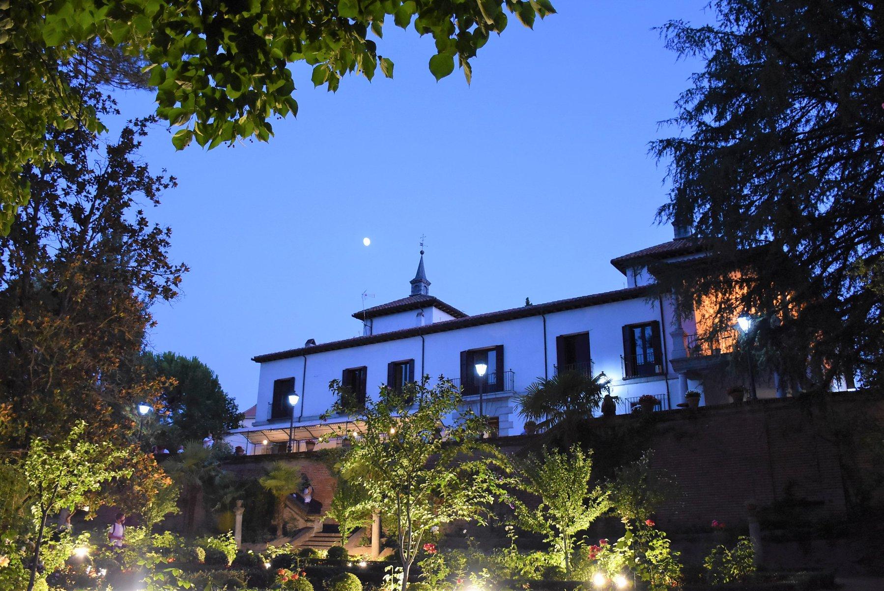 Texto Alternativo: Reabiertos los jardines de la Casa Palacio Manuel de Godoy, una de las joyas de Villaviciosa de Odón