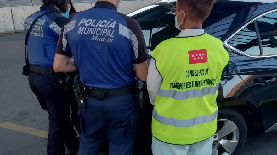 Texto Alternativo: Desarrollamos una campaña extraordinaria de inspección de VTC
