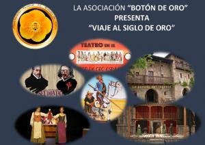 Texto Alternativo: Botón de Oro, asociación de teatro de Alcorcón, continúa su actividad en las redes sociales