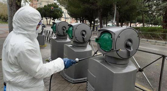 Texto Alternativo: El Ayuntamiento de Leganés anuncia un plan con nuevas medidas para evitar la propagación del Coronavirus en la ciudad