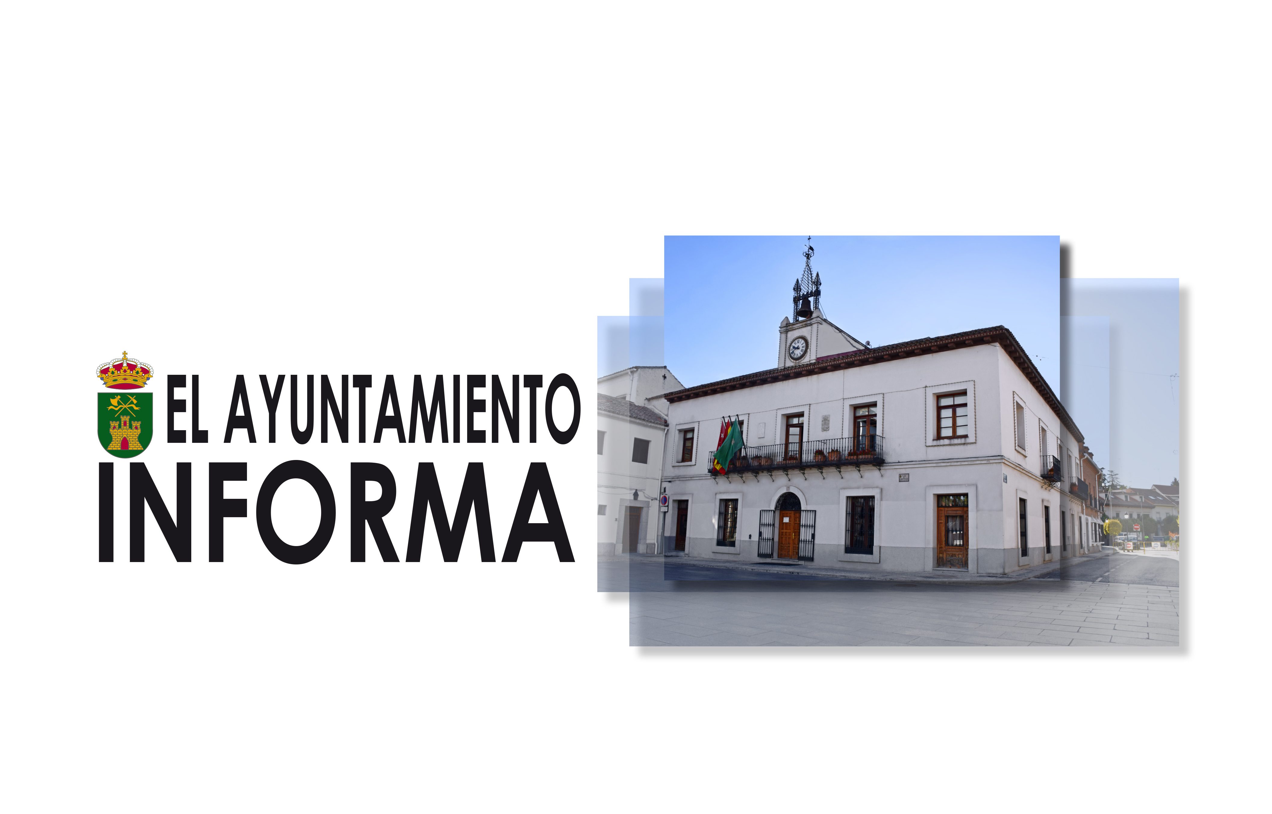 Texto Alternativo: El alcalde de Villaviciosa de Odón anuncia un paquete de inversiones públicas por importe de 3.812.000 euros