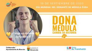 Texto Alternativo: La concejalía de Juventud anima a los jóvenes a registrarse como donantes de médula ósea