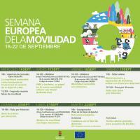 Texto Alternativo: Alcorcón inaugurará Rutas Biosaludables durante la Semana Europea de la Movilidad Sostenible