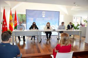 Texto Alternativo: Alcorcón inaugura la Semana Europea de la Movilidad Sostenible poniendo de relieve el papel de los ayuntamientos en el impulso de políticas transversales en este ámbito