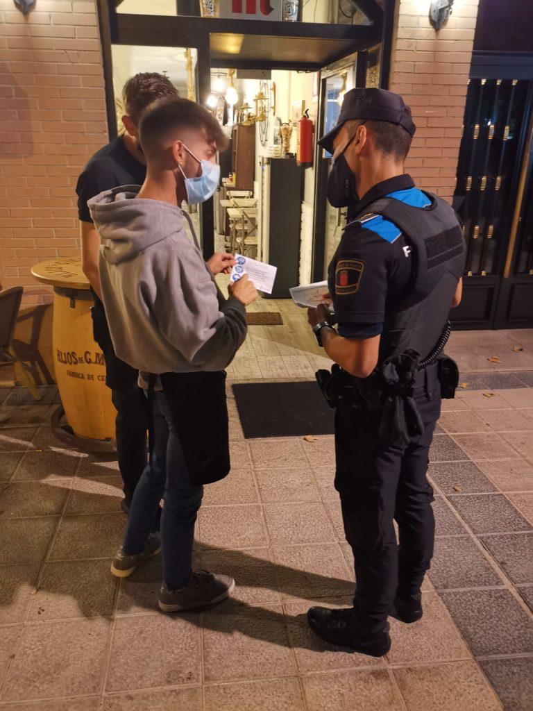 Texto Alternativo: Getafe está preparada para las restricciones establecidas por la Comunidad de Madrid