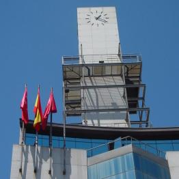 Texto Alternativo: Getafe solicita las reuniones técnicas que comprometió la Comunidad de Madrid sobre Corrugados