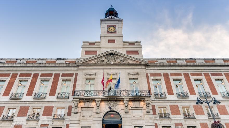 Texto Alternativo: La Comunidad reclama al Gobierno central que la prórroga de los ERTES no excluya a ningún sector