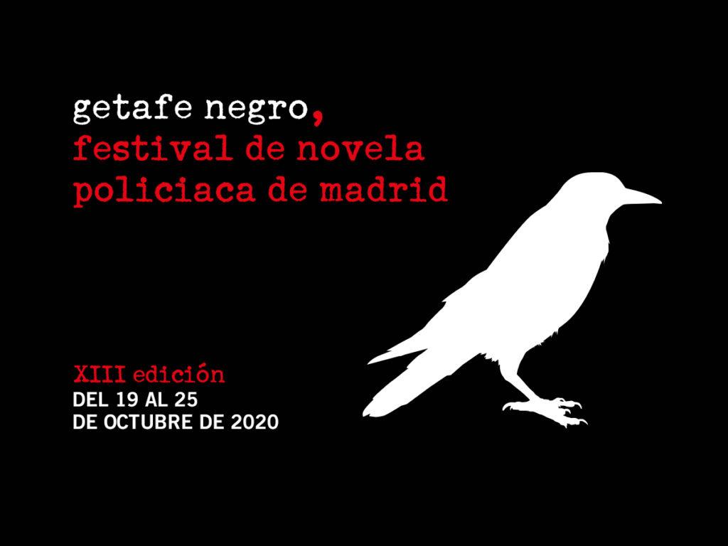 Texto Alternativo: El Festival de Novela Policiaca de Madrid 'Getafe Negro' se celebrará del 19 al 25 de octubre