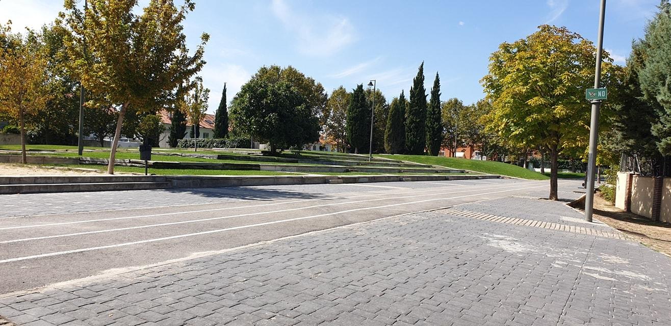 Texto Alternativo: El parque de El Mirador cerrará al público los lunes, miércoles y viernes de 17 a 20 horas para facilitar los entrenamientos del club de atletismo