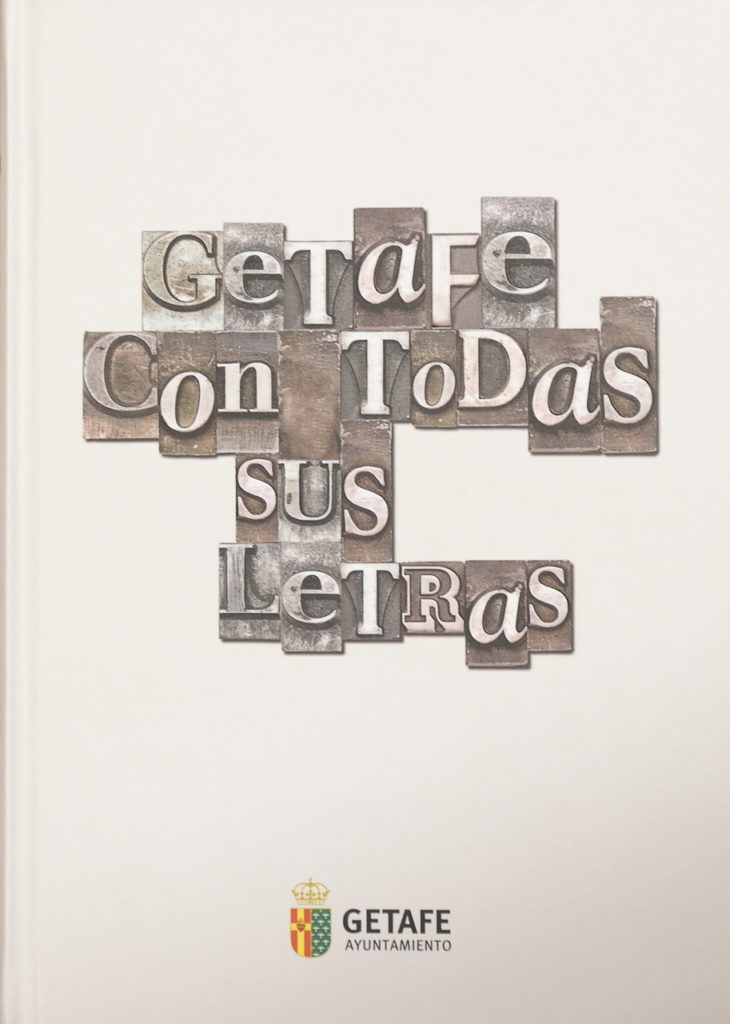 Texto Alternativo: 'Getafe con todas sus letras' recorre la calidad artística local a través de las obras de 100 autores