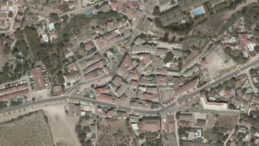 Texto Alternativo: La Comunidad destina 464.000 euros en la ampliación del cementerio de Perales de Tajuña