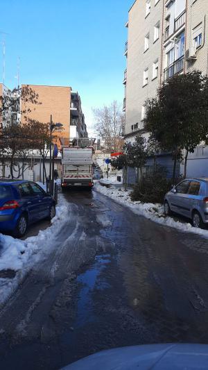 Texto Alternativo: Restablecido el servicio de recogida de basuras al 100%: todos los contenedores ya están operativos en la ciudad