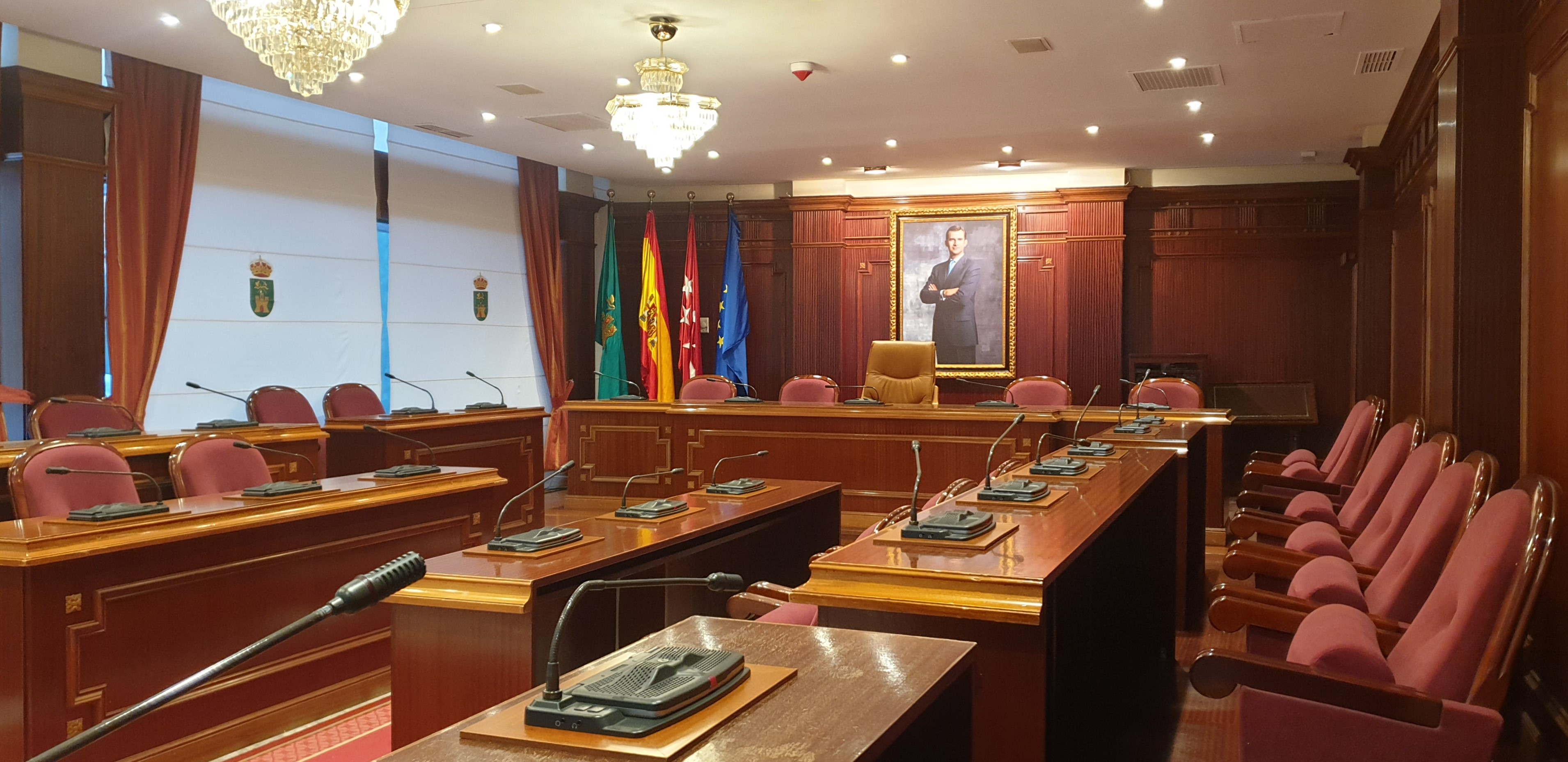 Texto Alternativo: Este lunes se celebra Pleno ordinario correspondiente al mes de enero