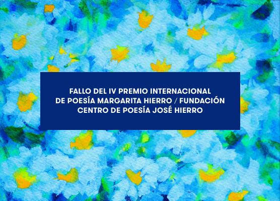 Texto Alternativo: El libro 'Mar Caníbal' de Guillermo Molina, ganador del IV Premio Internacional de Poesía Margarita Hierro-FCPJH
