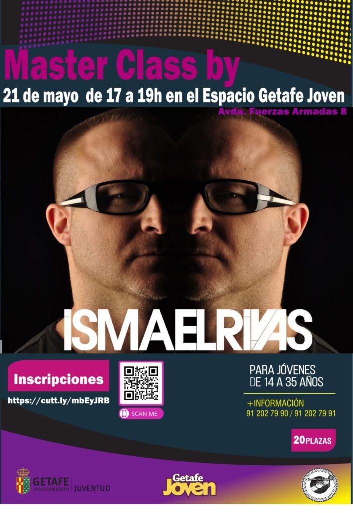Texto Alternativo: Master Class by Ismael Rivas