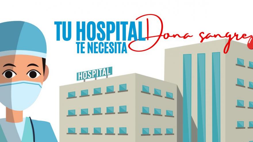 Texto Alternativo: Ayuntamientos y hospitales colaboran con el Centro de Transfusión para sumar donaciones de sangre